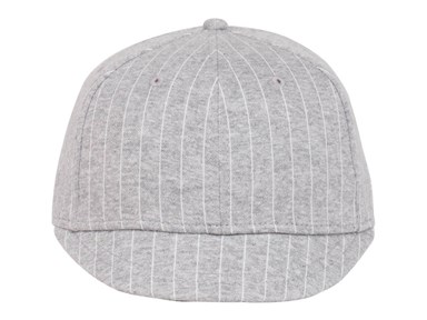 New Era Pinstripe Gray 505 Umpire Cap