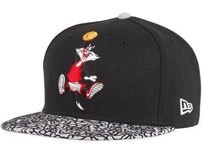 Sylvester Looney Tunes Black Gray 9FIFTY Cap