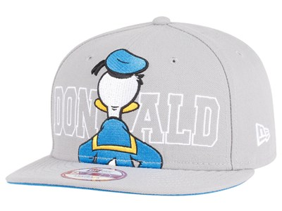 Donald Duck Back Disney Gray 9FIFTY Cap