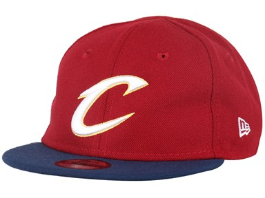 Cleveland Cavaliers NBA My 1st 9FIFTY Blue Red Infant Cap