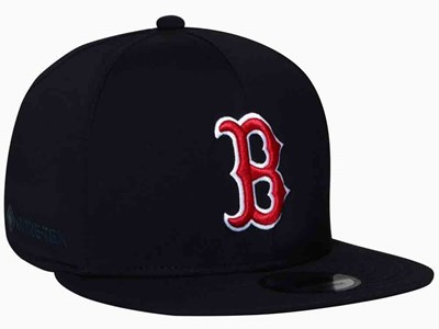 Boston Red Sox MLB Gore-tex Waterproof Black 9FIFTY Cap