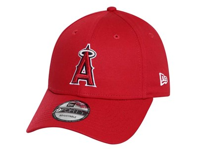 Anaheim Angels MLB Scarlet Red 9FORTY Cap