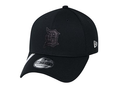 Detroit Tigers MLB Players Weekend 2019 Black 39THIRTY Cap