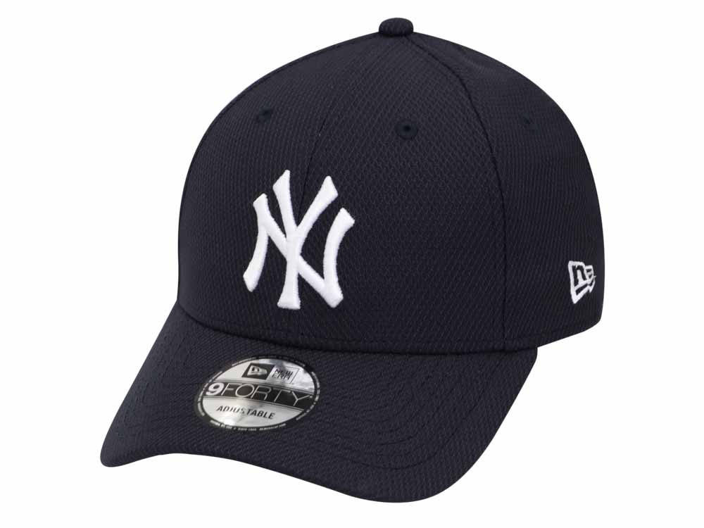 size 7 cheapest price exclusive shoes New York Yankees MLB Diamond Era Navy 9FORTY Cap (ESSENTIAL) | New ...
