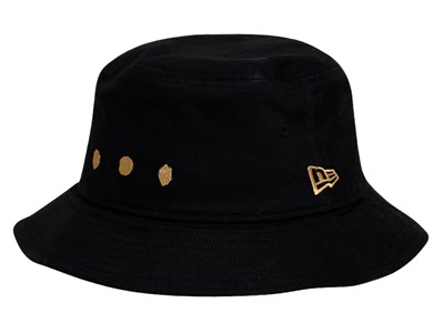 Snake Tongue Whang Od Black Reversible Bucket Cap (PHILIPPINE EXCLUSIVE)