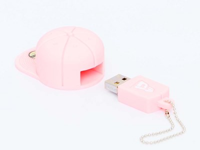 New Era 32GB Light Pink Flash Drive Accessory