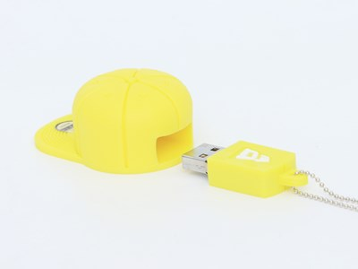 New Era 32GB Yellow Flash Drive Accessory