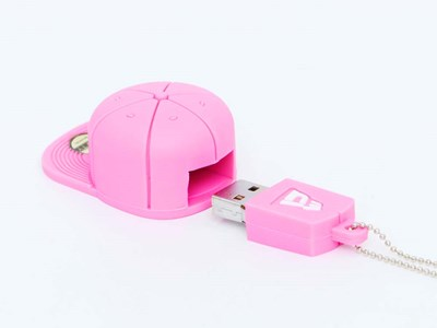 New Era 32GB Pink Flash Drive Accessory