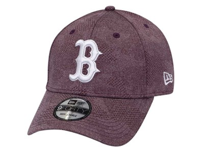 Boston Red Sox MLB Engineered Plus Maroon 9FORTY Cap