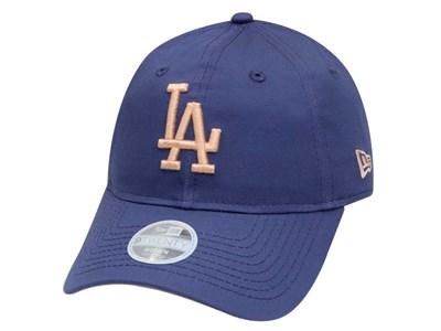 Los Angeles Dodgers MLB Slate Blue 9TWENTY Womens Cap