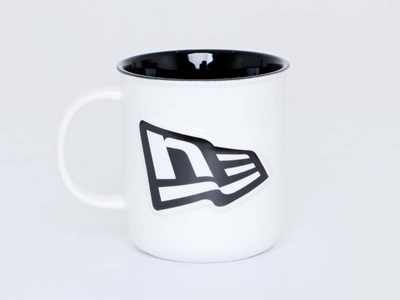 New Era Flag White Mug Accessory