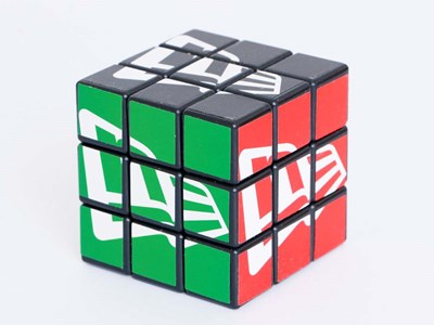 New Era Rubiks Cube Accessory