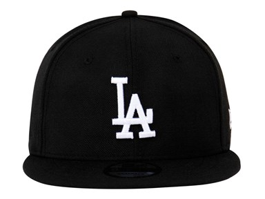 ... Los Angeles Dodgers MLB Black 9FIFTY Cap (ESSENTIAL) f5e63b879138