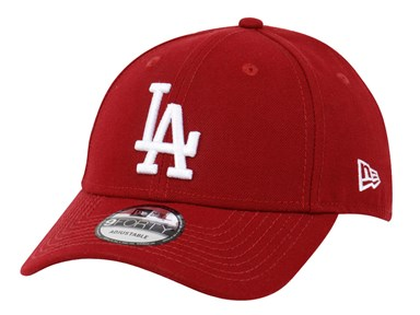 Los Angeles Dodgers MLB Cardinal 9FORTY Cap (ESSENTIAL)
