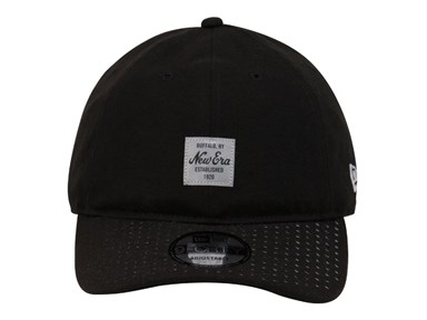 New Era Dotted Reflective Black 9FORTY Cap