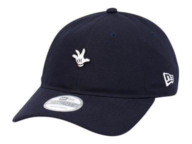 Disney Small Mickey Hand Navy 9TWENTY Cap