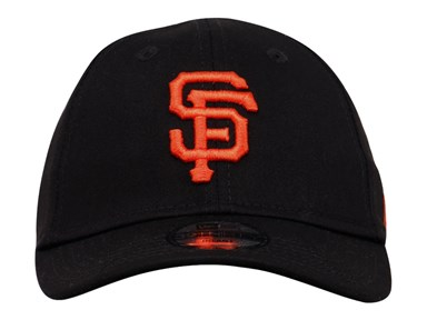 San Francisco Giants MLB My 1st 39THIRTY Black Infant Cap