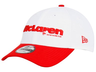 Est 1963 Kiwi McLaren White Red 9FORTY Cap