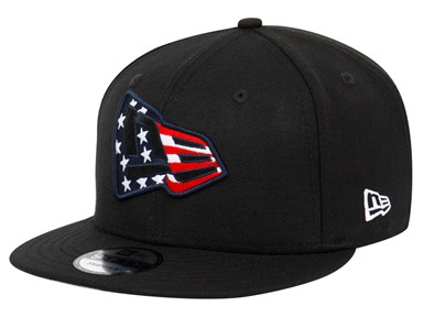 New Era Flag US Black 9FIFTY Cap