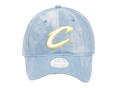 Cleveland Cavaliers NBA Denim Chic Blue 9TWENTY Womens Cap