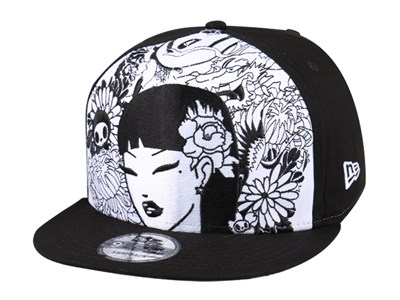 Tokidoki Orient Girl 9FIFTY Cap