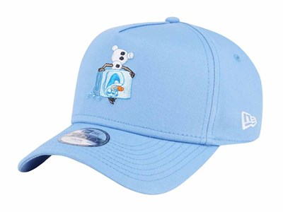 Olaf Disney Frozen Sky Blue 9FORTY Youth Kids Cap