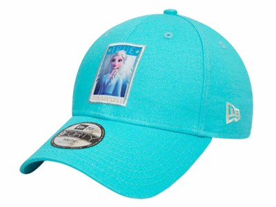 Elsa Disney Frozen True Blue 9FORTY Youth Kids Cap