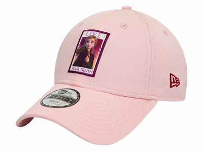 Anna Disney Frozen Pink 9FORTY Youth Kids Cap