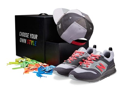 New Era 9FIFTY Cap x New Balance 997H Shoe Bundle