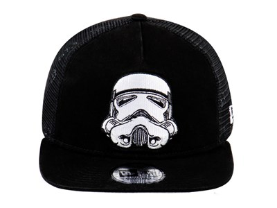Stormtrooper Star Wars Team Washed Black 9FIFTY Cap