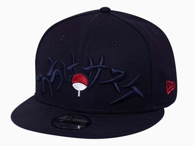 Uchiha Naruto Navy 9FIFTY Cap