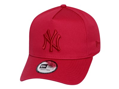New York Yankees MLB League Essential Cardinal 9FORTY A-Frame Cap