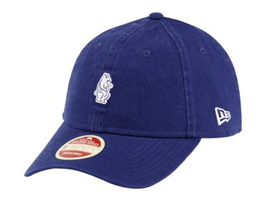 Chicago Cubs MLB Micro Squad Blue 9TWENTY Cap