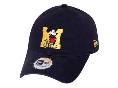 Mickey Mouse Disney M Navy 9THIRTY Cap
