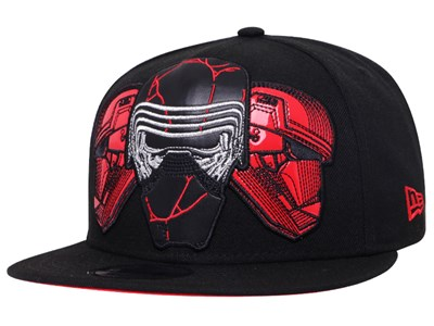 Empire Trio Star Wars: The Rise of Skywalker  Black 9FIFTY Cap