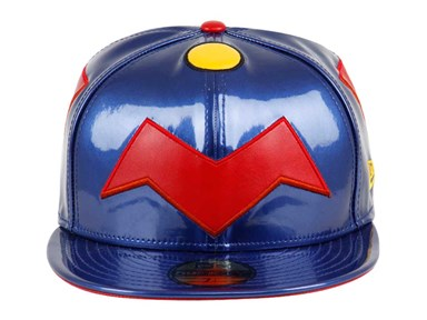 Voltes V 40th Chest Inspired Multi Blue 59FIFTY Cap