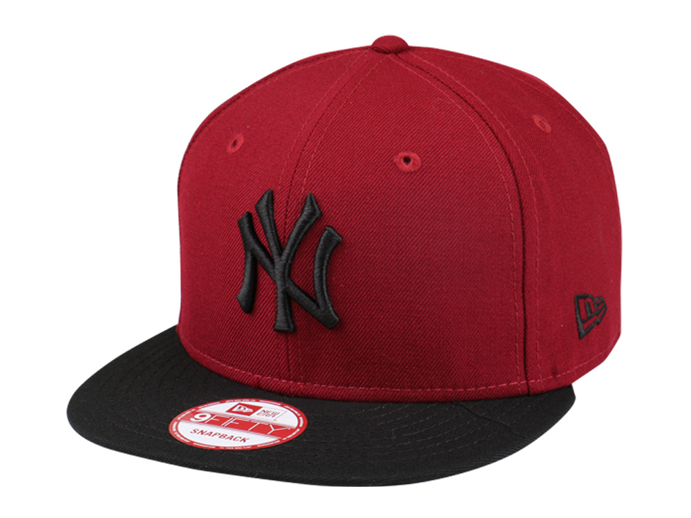 New York Yankees MLB Cardinal 9FIFTY Cap  63f6ab43a67