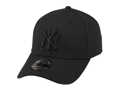 e24f5411d2d5f New York Yankees MLB Black on Black 39THIRTY Cap (ESSENTIAL) Originators ...
