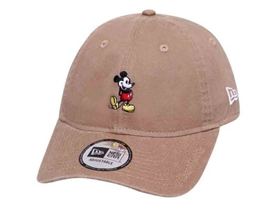 Mickey Mouse Disney Mini Standing Khaki 9THIRTY Cap