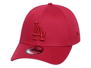 Los Angeles Dodgers MLB League Essential Maroon 39THIRTY Cap (LAST STOCK)