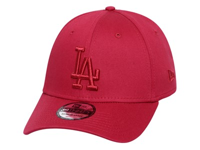 Los Angeles Dodgers MLB League Essential Maroon 39THIRTY Cap