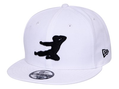 Bruce Lee Shadow White 9FIFTY Cap