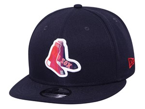 Boston Red Sox MLB Logo Change Navy 9FIFTY Cap