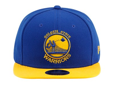 Golden State Warriors NBA X Angry Bird Light Royal 9FIFTY Cap