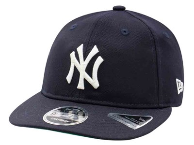 New York Yankees MLB Beams Navy 9FIFTY Retro Crown Cap (ONLINE EXCLUSIVE)