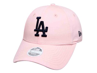 Los Angeles Dodgers  MLB Pink 9FORTY Womens Adjustable Cap