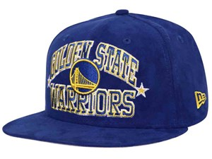 Golden State Warriors NBA Starry Blue 9FIFTY Youth Kids Cap