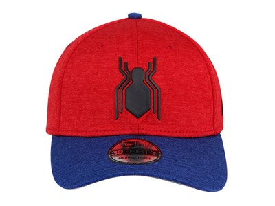 Spiderman Marvel Shadow Red Blue 39THIRTY Cap