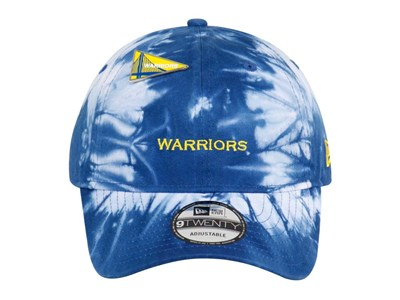 Golden State Warriors NBA Pin Blue 9TWENTY Cap