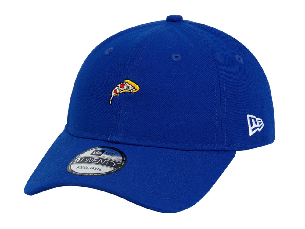 f005807f369 ... low cost new era pizza micro logo light royal 9twenty cap aff68 50158